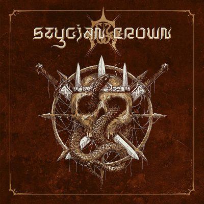 "STYGIAN CROWN: Track vom neuen Doom Metal Album ""Stygian Crown"" aus L.A."