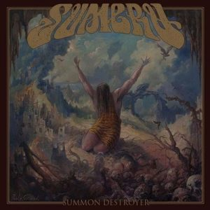 "SUMERU: Labeldeal mit WormHoleDeath für ""Summon Destroyer"" Album"