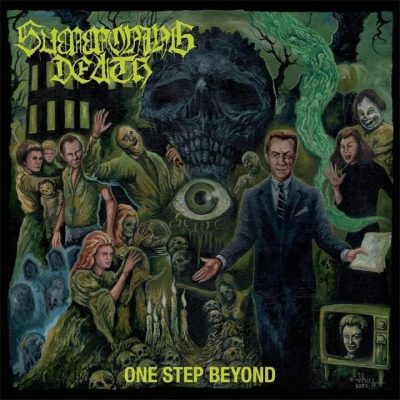 "SUMMONING DEATH: neues Death Metal Album ""One Step Beyond"" aus Mexiko"