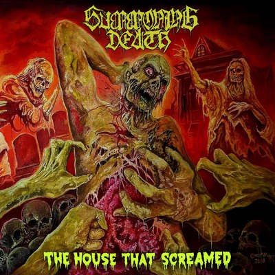 "SUMMONING DEATH: Neues Album ""The House That Screamed"""