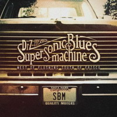 SUPERSONIC BLUES MACHINE: Debütalbum der Bluesrock Allstar-Band im Februar