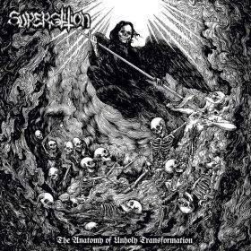 """SUPERSTITION: debütieren mit """"The Anatomy Of Unholy Transformation"""" Album"""