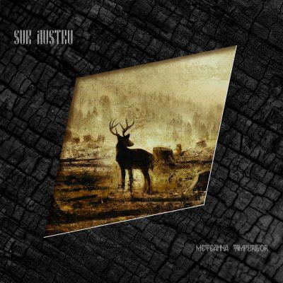 "SUR AUSTRU: Track vom NEGURA BUNGET Nachfolge-Album ""Meteahna Timpurilor"""