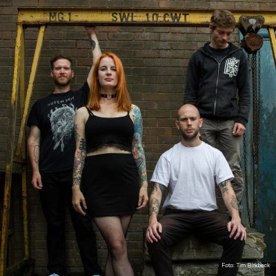 "SVALBARD: zweites Video vom neuen Post Metal Album ""When I Die, Will I Get Better?"""