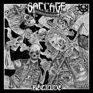 """SACCAGE: streamen """"Récidive""""-Album"""
