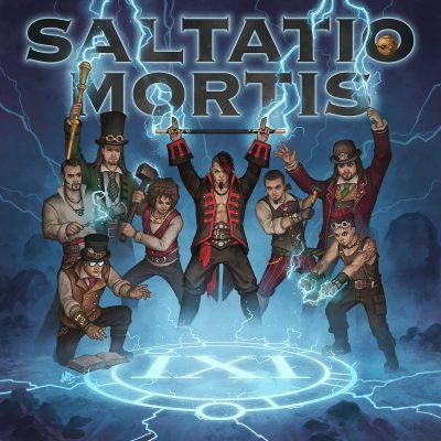 SALTATIO MORTIS: Das schwarze IXI