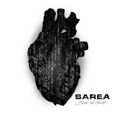"SAREA: Labeldeal für ""Black at Heart""-Album"