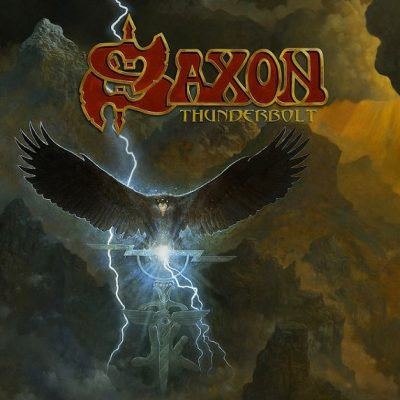 SAXON: Thunderbolt