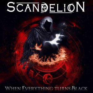 """SCANDELION: streamen aktuelles """"When Everything Turns Black""""-Album"""