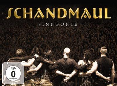 SCHANDMAUL: Sinnfonie [DVD]