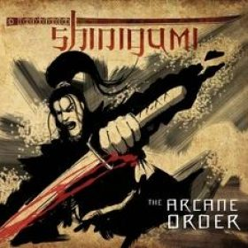 "SHINIGAMI: streamen ""The Arcane Order""-EP"