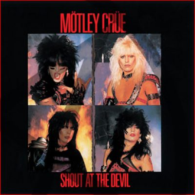 MÖTLEY CRÜE: Shout At The Devil