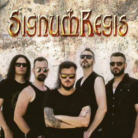 "SIGNUM REGIS: Video-Clip vom neuen Album ""The Seal Of A New World"""