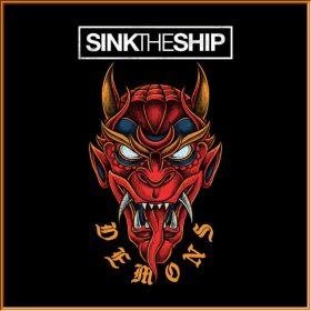 """SINK THE SHIP: Vertrag mit Arising Empire und neue Single """"Demons"""""""