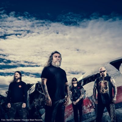 ROCK IN RIO 2019: Mitschnitte von SLAYER, IRON MAIDEN, SCORPIONS & HELLOWEEN
