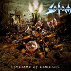 SODOM:  ´Epitome Of Torture´ als Stream