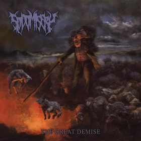 "SODOMISERY: neues Death / Black Metal Album ""The Great Demise"" aus Schweden"