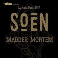 """SOEN: """"Lykaia Tour 2017"""" mit MADDER MORTEM"""