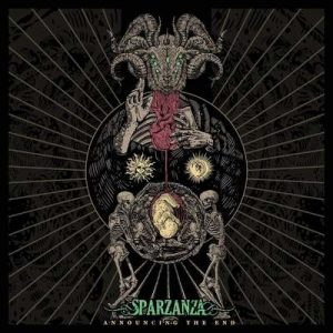 "SPARZANZA: Video-Clip zu ""Announcing The End"""