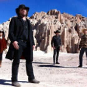 "SPINDRIFT: Tour zum Film ""Ghost Of The West"""