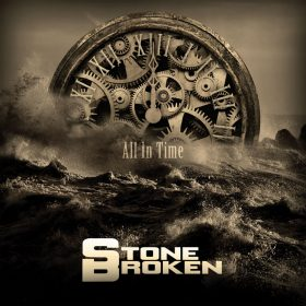"STONE BROKEN: Re-Release des Debüts ""All In Time"" im Oktober"