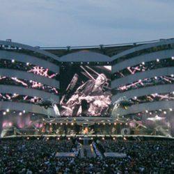 ROLLING STONES: Stuttgart, Gottlieb-Daimler-Stadion, 03.08.2006