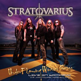 STRATOVARIUS: Live-Album ´Under Flaming Winter Skies – Live In Tampere´