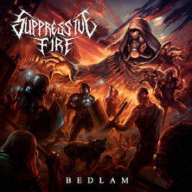SUPPRESSIVE FIRE: Track vom Debütalbum verfügbar