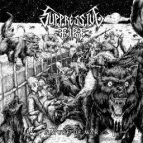 SUPPRESSIVE FIRE: Track und Infos zum neuen Album