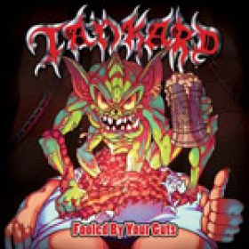 """TANKARD: Video zu """"Fooled By Your Guts"""""""