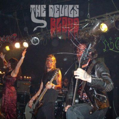 THE DEVIL´S BLOOD, NOX und HERETIC am 23. Oktober im Underground, Köln