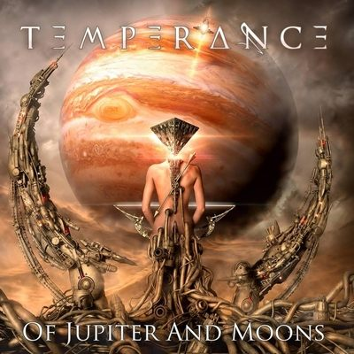 "TEMPERANCE: Video-Clip zu ""Of Jupiter and Moons"""
