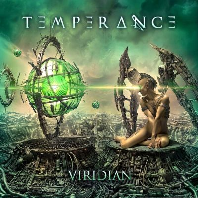 "TEMPERANCE: Lyric-Video vom neuen Melodic Metal Album ""Viridian"""