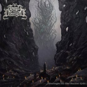 "TEMPLE OF DEMIGOD: Track vom ""Onslaught of the Ancient Gods"" Album"