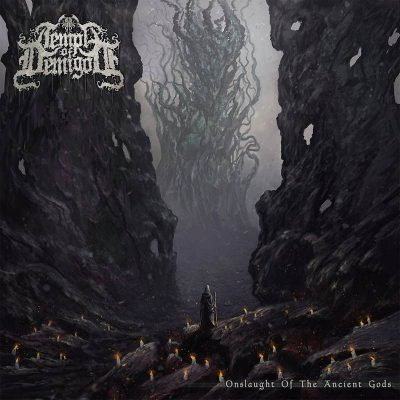 """TEMPLE OF DEMIGOD: Track vom """"Onslaught of the Ancient Gods"""" Album"""