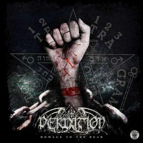"TEMPLE OF PERDITION: Lyric-Video von der ""Homage to the Dead"" EP"