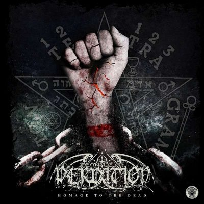 "TEMPLE OF PERDITION: Lyric-Video von der ""Homage to the Dead"" EP"