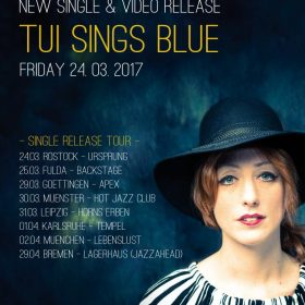 "TERESA BERGMAN: Video zu ""Tui Sings Blu"""