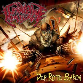 """TERRIBLE HEADACHE: zweites Album """"Der rote Baron"""" nach 20 Jahren Pause"""