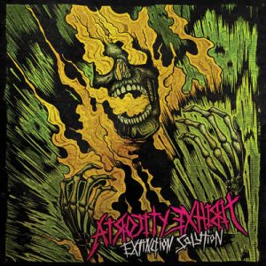 "THE ATROCITY EXHIBIT: streamen ""Extinction Solution"" Album"