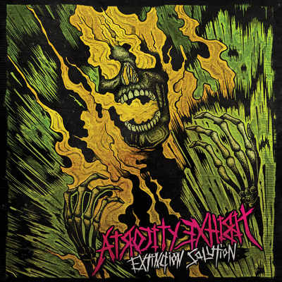 "THE ATROCITY EXHIBIT: streamen ""Extinction Solution"" Album"