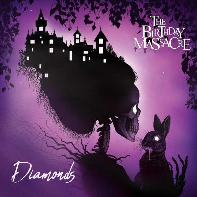 "THE BIRTHDAY MASSACRE: neues Dark Wave / Gothic Rock Album ""Diamonds"""