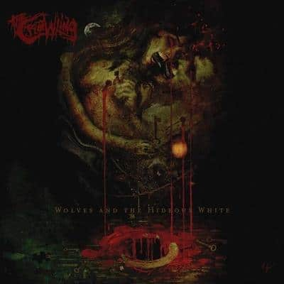 "THE CRAWLING: streamen ""Wolves and the Hideous White"" Album"