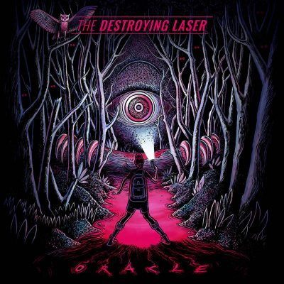 "THE DESTROYING LASER: weiterer Track vom neuen Post-Hardcore Album ""Oracle"""
