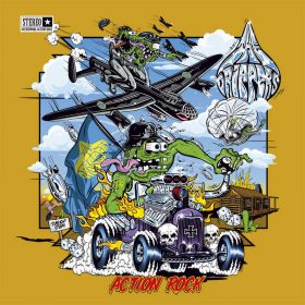 """THE DRIPPERS: Neues Rock ´n´ Roll Album """"Action Rock"""""""