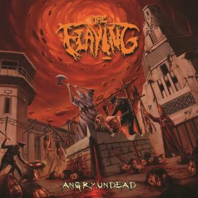 """THE FLAYING: Neues Death Metal-Album """"Angry, Undead"""""""