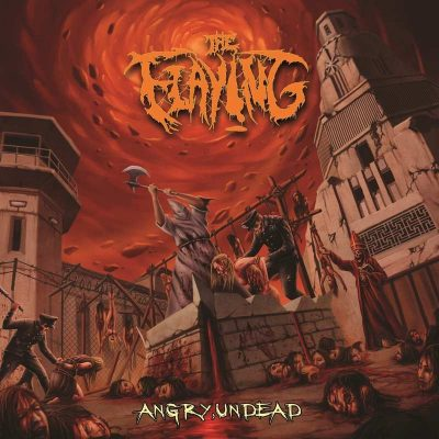 "THE FLAYING: Neues Death Metal-Album ""Angry, Undead"""