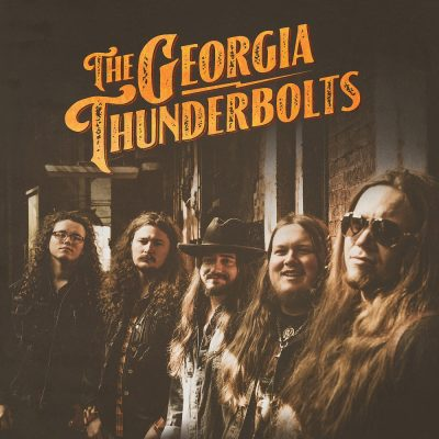 THE GEORGIA THUNDERBOLTS: The Georgia Thunderbolts [EP]