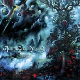 "THE GREAT OLD ONES: Musikvideo vom H.P. Lovecraft-Album ""Cosmicism"""