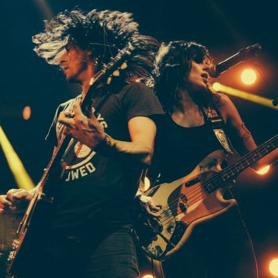 THE LAST INTERNATIONALE: im März auf Tour